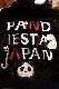PANDIESTA JAPAN パンディエスタジャパン 530216 モコモコパーカー ブラック