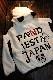 PANDIESTA JAPAN パンディエスタジャパン 530216 モコモコパーカー ホワイト