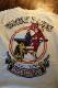 VANSON×Wacky Races チキチキマシーンモーレース ケンケン ミルクちゃん WRV-2103 天竺半袖Tee オフホワイト