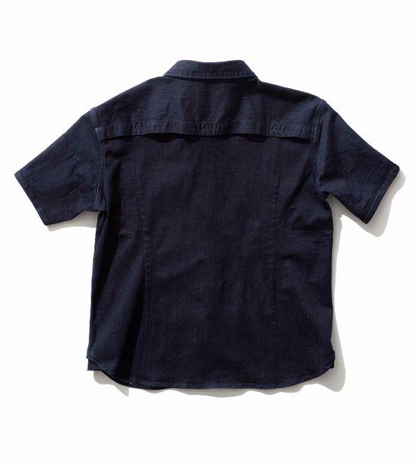 KADOYA(カドヤ) RIDE WORK SHIRT-SS ライドワークシャツ-SS