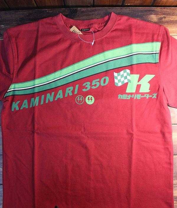 エフ商会 カミナリ KMT-212 SHOWA SOUL カワサキ S2 マッハ� バーガンディ