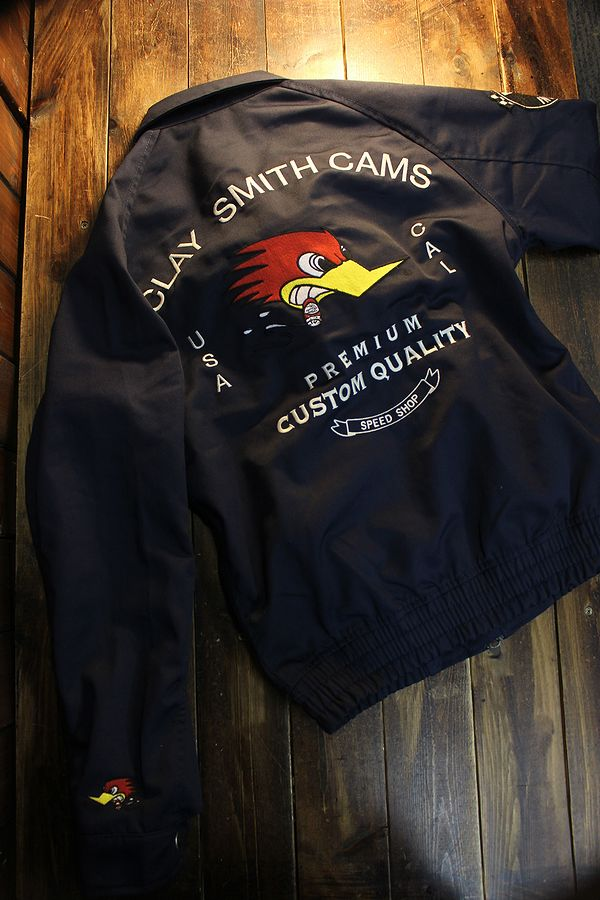 CLAY SMITH(クレイスミス) CSY-1701 DOVERスイングトップジャケット プロテクター収納可 ネイビー
