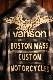 VANSON(バンソン) NVSL-808 オンブレチェックシャツ イーグル