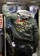 CLAY SMITH クレイスミス CSY-8323 CLASSIX 防寒 パーカーレイヤードスタイルMA-1 フライトジャケット カーキ