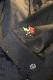 CLAY SMITH(クレイスミス) CSY-1701 DOVERスイングトップジャケット プロテクター収納可 ブラック