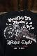 PEAK'D YELLOW ピークドイエロー PYLT-204 ロングスリーブTシャツ バイク ハーレー ブラック