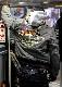 CLAY SMITH クレイスミス CSY-8323 CLASSIX 防寒 パーカーレイヤードスタイルMA-1 フライトジャケット グレー