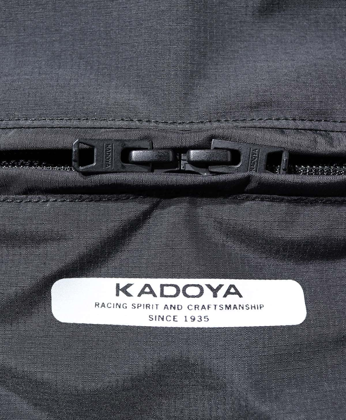 予約販売 カドヤ(KADOYA) K'S LEATHER & K'S PRODUCT ASTRO PARKA アストロパーカー ネイビー