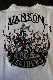 VANSON×LOONEY TUNES バンソン コラボ 天竺ロンT 長袖Tee LTV-735 オフホワイト