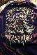 VANSON×Looney Tunes バンソン×ルニーテューンズ LTV-929 リバーシブルスカジャン トゥイーティ バニー 刺繍 Lサイズ
