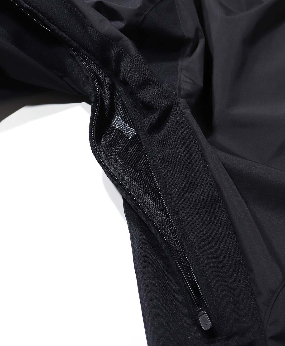 カドヤ(KADOYA) K'S LEATHER & K'S PRODUCT ASTRO PARKA アストロパーカー ブラック/ネイビー