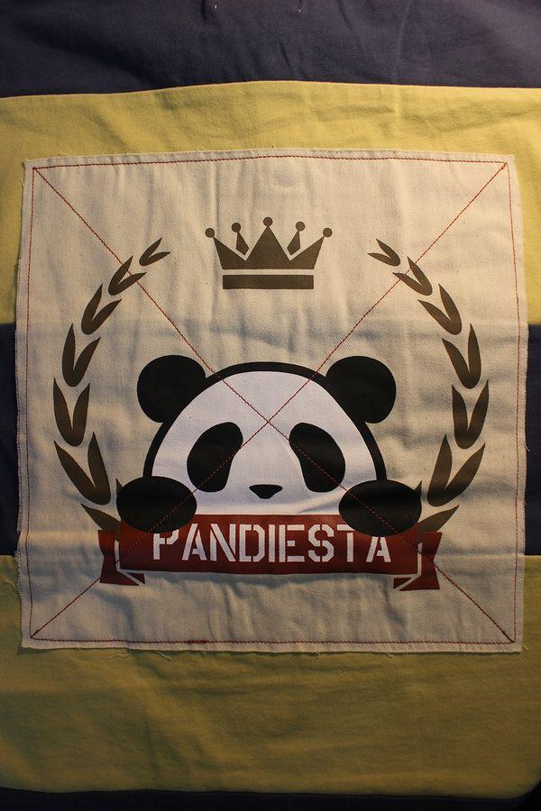 PANDIESTA JAPAN パンディエスタ 551952 ボーダーポロ ネイビー