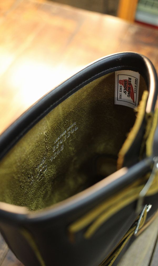 """RED WING レッドウィング 9268 11インチ エンジニア (スティールトゥ) """"ストーブパイプ"""" ブーツ"""