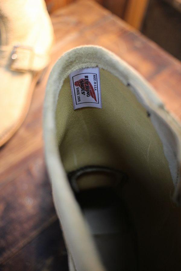 """RED WING レッドウィング 9269 11インチ エンジニア (スティールトゥ) """"ストーブパイプ""""  ブーツ"""