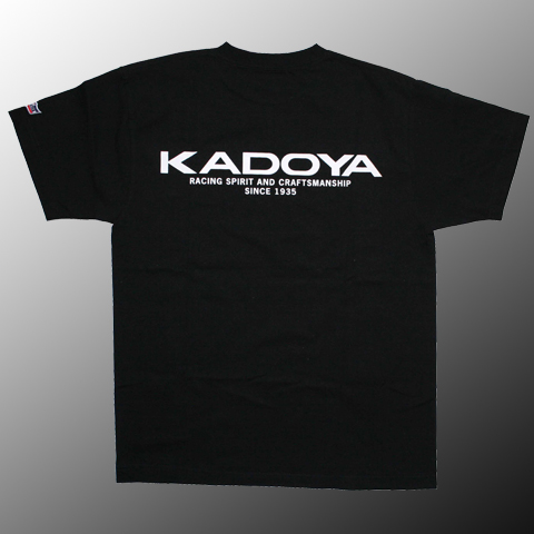 カドヤ(KADOYA)  KADOYA LOGO T-SHIRT