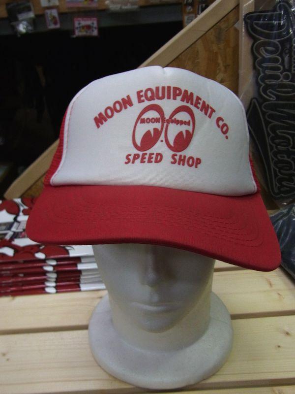 MOON(ムーン) MQC-005 メッシュキャップ