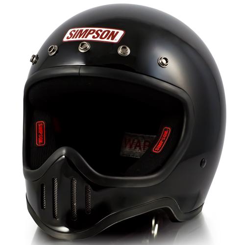SIMPSON シンプソンヘルメット M50 ブラック
