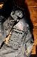 オリオンエース CLAY SMITH (クレイスミス) CSY-8320 DRAG FORCE 防寒MA-1 フライトジャケット ブルー L