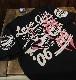 エフ商会 ANTI アンチ ATT-154 ロコガールTee コットンTシャツ ブラック