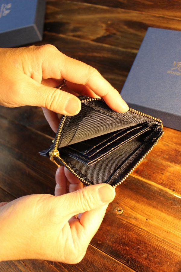 KOJIMA GENES 児島ジーンズ RNB-9030W ミニマムパース 小銭 財布