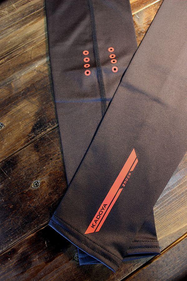 カドヤ(KADOYA)  RIDEN ARM COVER ライデンアームカバー