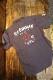 TEDMAN テッドマン TES-1200 ワッペン・刺繍ワークシャツ ネイビー