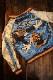 VANSON×Tom and Jerry トムとジェリーコラボ TJV-2135 リバーシブル 刺繍 スカジャン