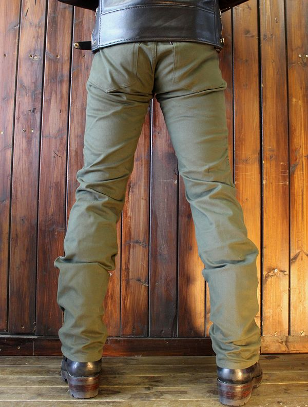 KADOYA(カドヤ)K'S PRODUCT URBAN RIDE PANTS-2 アーバンライドパンツ-2 グリーン