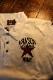 VANSON バンソン NVPS-2106 天竺半袖ポロシャツ 刺繍ワンスター オフホワイト