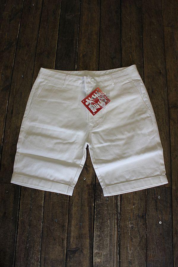 TEDMAN(テッドマン) DEVIL-SP800 チノショートパンツ ホワイト