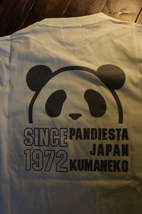 PANDIESTA JAPAN パンディエスタ 551352 ガススタTee スカイライン DR30 ホワイト
