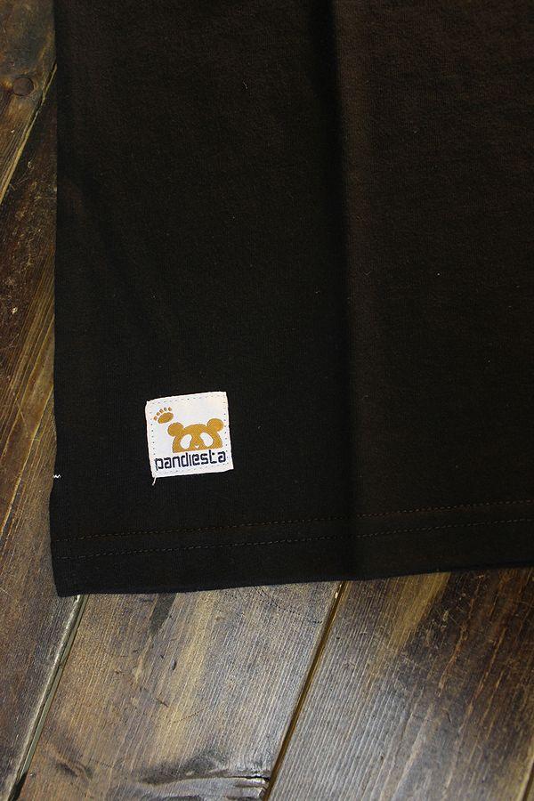 PANDIESTA JAPAN パンディエスタ 551352 ガススタTee スカイライン DR30 ブラック