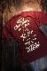 エフ商会 TEDCOMPANY TEDMAN(テッドマン) TDRYT-700 ドライTシャツ ワイン