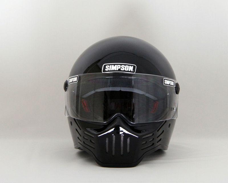 ☆シールドサービス☆シンプソン(SIMPSON)ヘルメット M30 復刻版
