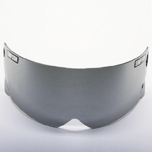シンプソンヘルメット M30用 ミラーシールド SIMPSON