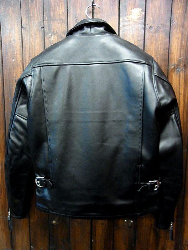 カドヤ(KADOYA) VNS-3  シングルライダース/レギュラーカラー  バイク 柔らかい革ジャン レザージャケット