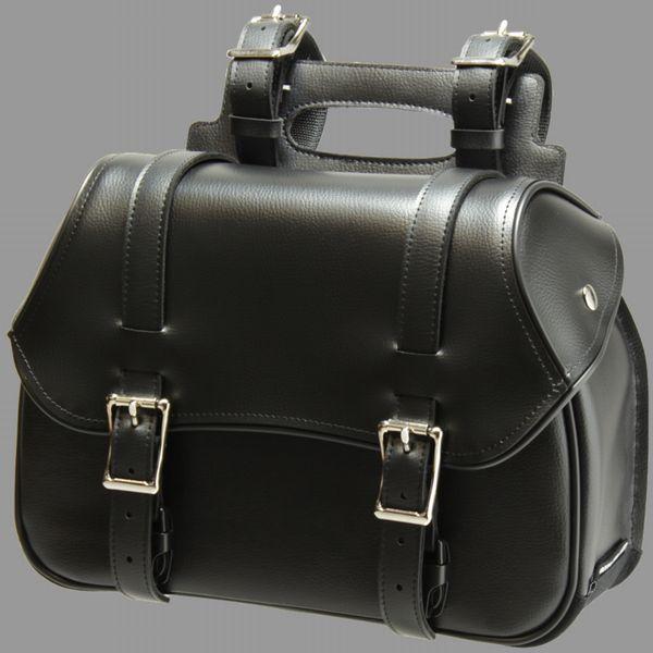 オリオンエース K-PLUS No-59070 SINGLE SADDLE BAG シングルサドルバッグ アメリカン