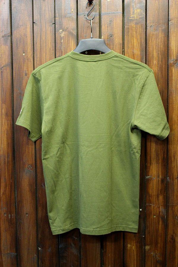 KADOYA(カドヤ) K'S PRODUCT KADOYA MILI-T  Tシャツ Cグリーン