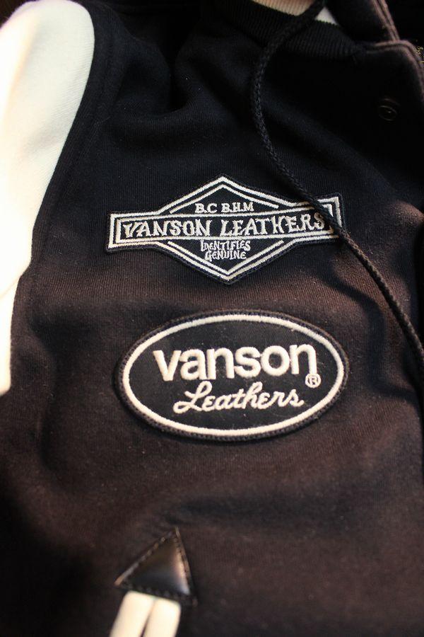 VANSON×Looney Tunes バンソン×ルニーテューンズ LTV-930 ボンディングスタジャン トゥイティー