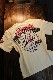エフ商会 TEDMAN テッドマン TDSS-525 スケルトンテディー コットンTee Tシャツ オフホワイト