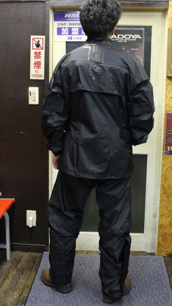 カドヤ(KADOYA) K'S RAIN T-4 レインウェア