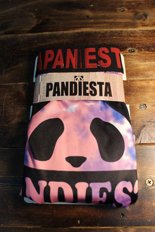 PANDIESTA JAPAN 熊猫謹製 パンディエスタ 530866 ボクサーパンツ タイダイ