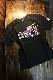 エフ商会 TEDMAN テッドマン TDSS-525 スケルトンテディー コットンTee Tシャツ ブラック