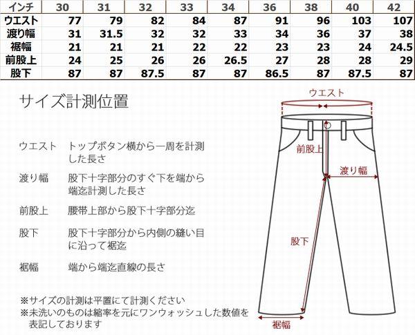 KOJIMA GENES 児島ジーンズRNB-125N 25ozセルビッチストレートジーンズ 限定