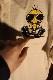 VANSON バンソン×ルーニーテューンズ コラボ トゥイーティー 半袖ポロシャツ LTV-814 スラブ天竺半袖ポロ