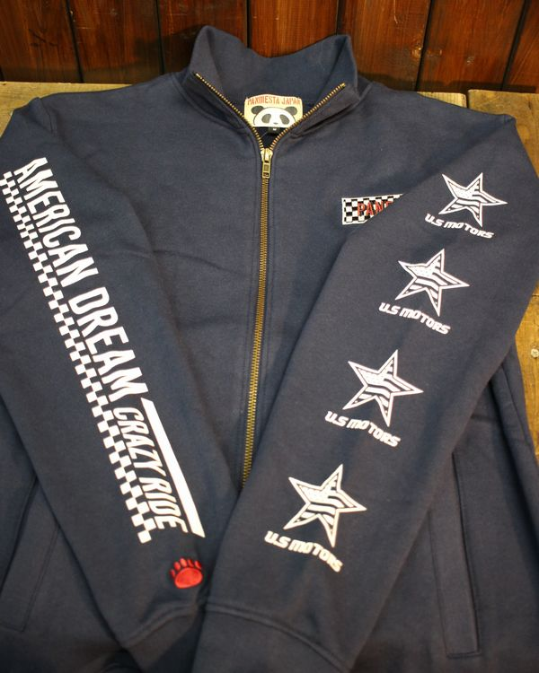 PANDIESTA JAPAN パンディエスタ 598051 USレーシングパンダハイZIP