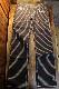 THE BRAVEMAN×BETTY BOOP ベティ・ブープ BBB-2123 刺繍デニムパンツ ウォバッシュ