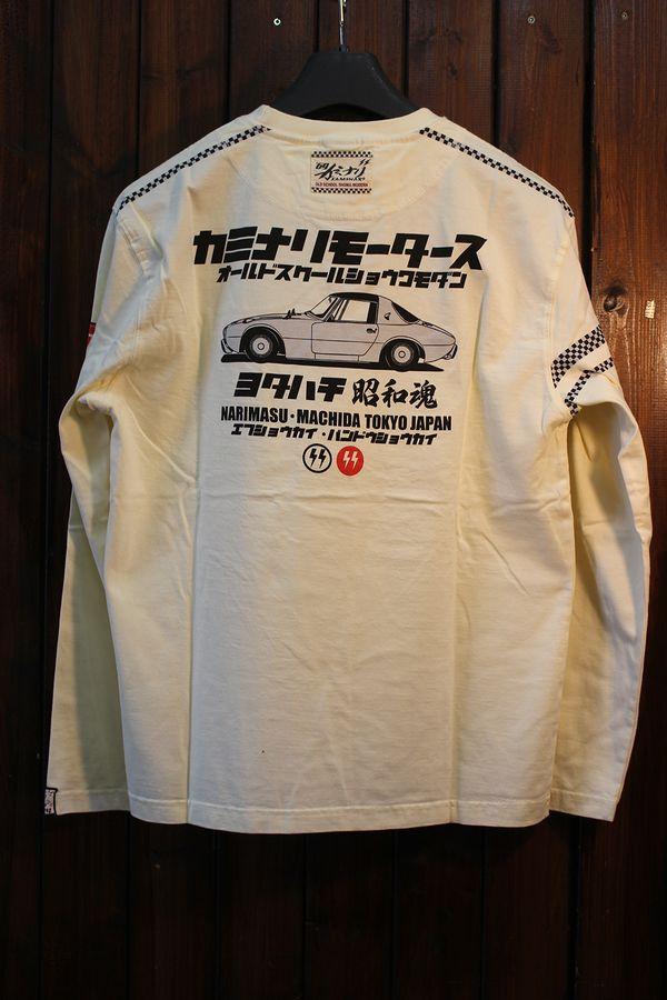 エフ商会 カミナリ KMLT-197 ヨタハチ昭和魂  トヨタスポーツ800 オフホワイト