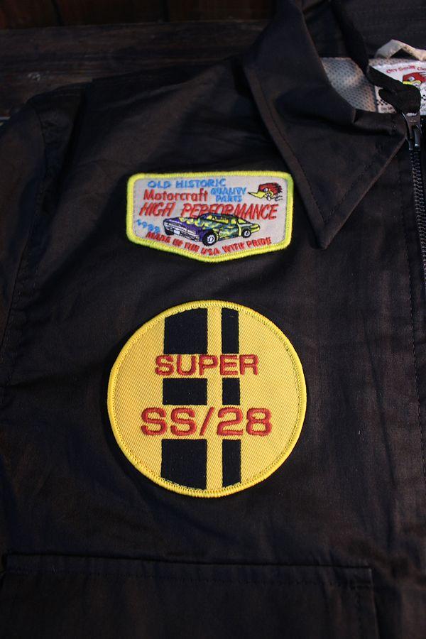 CLAY SMITH(クレイスミス) CSY-0601 GARTER ワークジャケット ブラック
