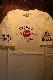 エフ商会 TEDMAN テッドマン TDSS-526  コットンTee Tシャツ オフホワイト